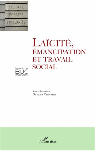 Couverture Laïcité, émancipation et travail social