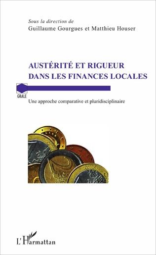 Couverture Austérité et rigueur dans les finances locales
