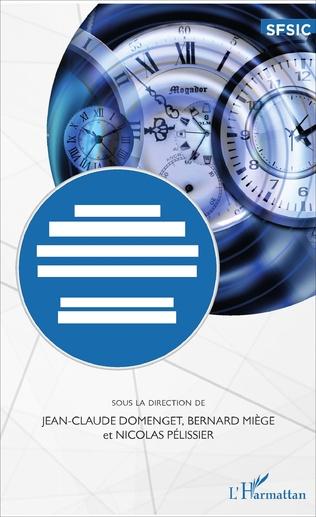 Couverture Temps et temporalités en information-communication