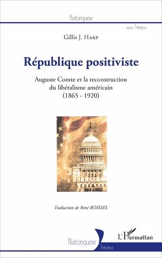 Couverture République positiviste