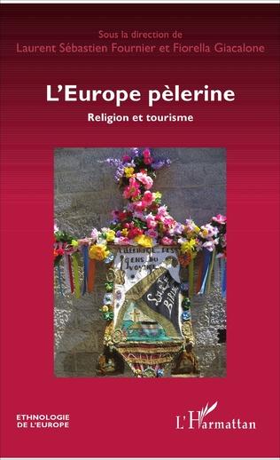 Couverture L'Europe pèlerine