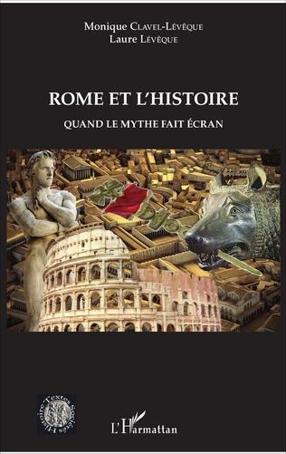Couverture Rome et l'histoire
