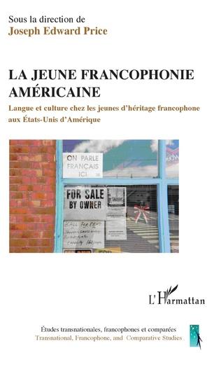 Couverture La jeune francophonie américaine