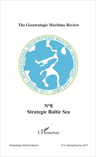 Couverture Strategic Baltic Sea