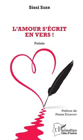 Couverture L'amour s'écrit en vers !