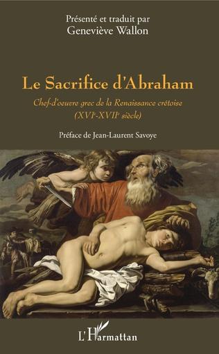 Couverture Le Sacrifice d'Abraham