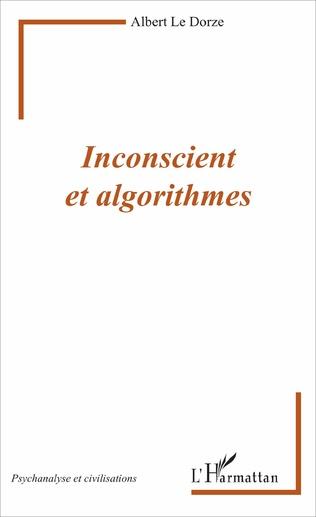 Couverture Inconscient et algorithmes