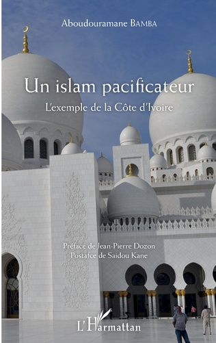 Couverture Un islam pacificateur