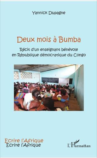 Couverture Deux mois à Bumba