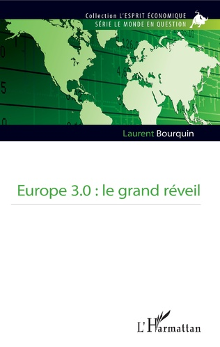 Couverture Europe 3.0 : le grand réveil