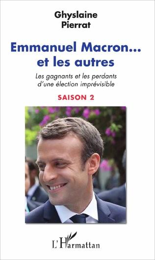 Couverture Emmanuel Macron... et les autres