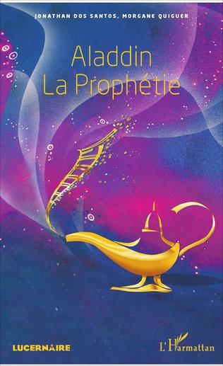 Couverture Aladdin la Prophétie