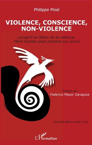 Couverture Violence, conscience, non-violence