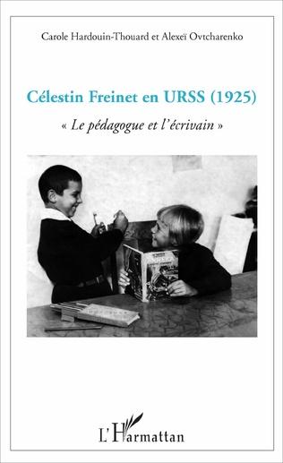 Couverture Célestin Freinet en URSS