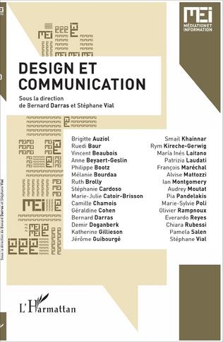 Couverture Design et communication