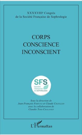 Couverture Corps Conscience Inconscient