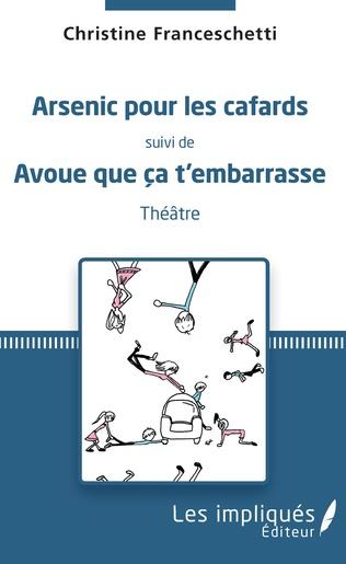 Couverture Arsenic pour les cafards