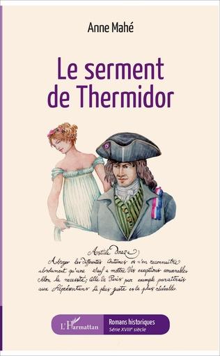 Couverture Le serment de Thermidor
