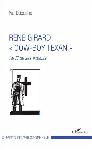 Couverture René Girard,