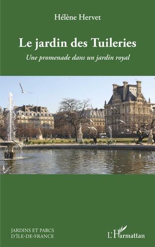 Couverture Le jardin des Tuileries