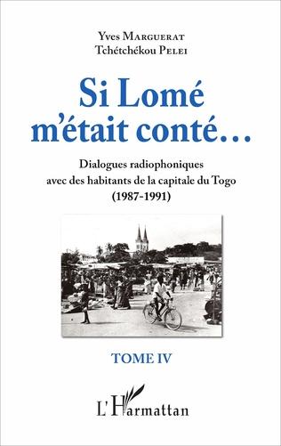 Couverture Si Lomé m'était conté...
