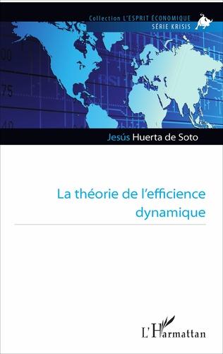 Couverture La théorie de l'efficience dynamique