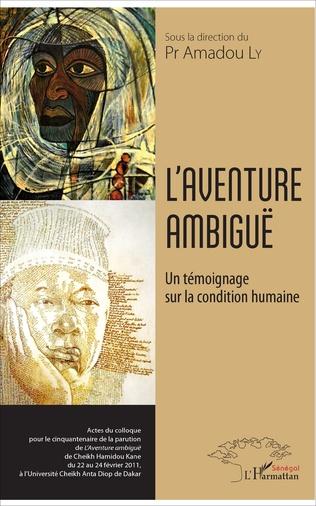 Couverture L'Aventure ambiguë
