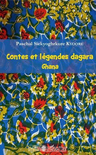 Couverture Contes et légendes dagara