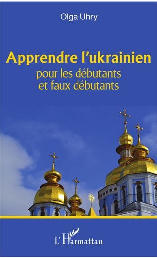 Couverture Apprendre l'ukrainien