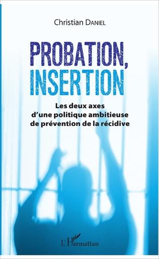 Couverture Probation, insertion