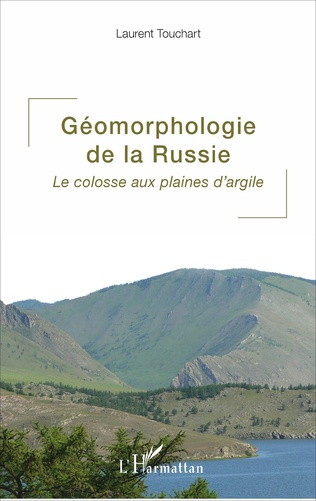 Couverture Géomorphologie de la Russie