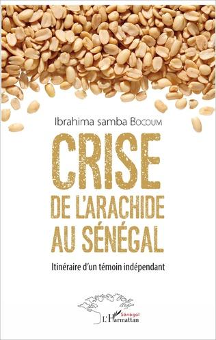 Couverture Crise de l'arachide au Sénégal