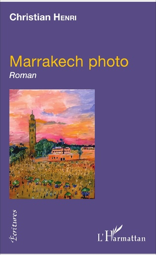 Couverture Marrakech photo