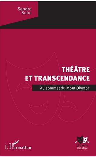 Couverture Théâtre et transcendance