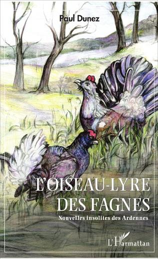 Couverture L'Oiseau-lyre des fagnes