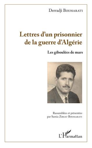 Couverture Lettres d'un prisonnier de la guerre d'Algérie