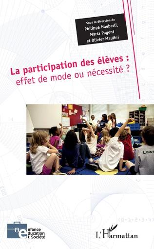 Couverture La participation des élèves