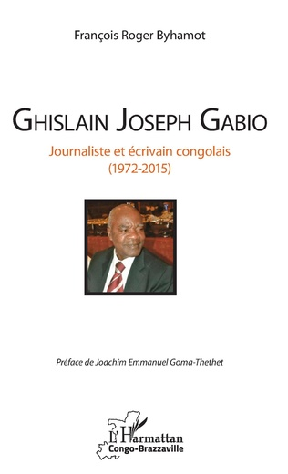 Couverture Ghislain Joseph Gabio
