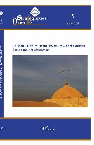 Couverture Le sort des minorités au Moyen-Orient