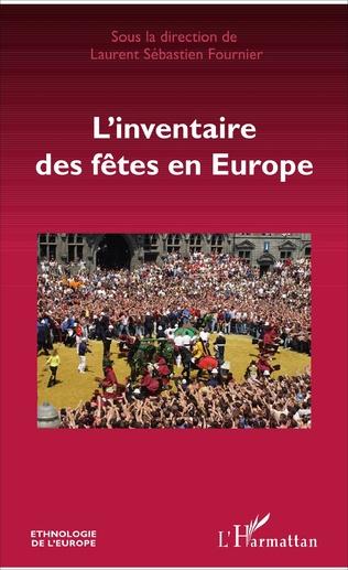 Couverture L'inventaire des fêtes en Europe