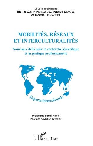 Couverture Mobilités, réseaux et interculturalités