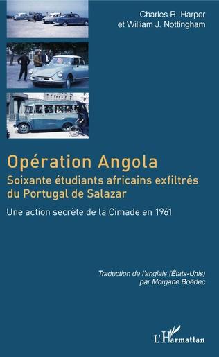 Couverture Opération Angola