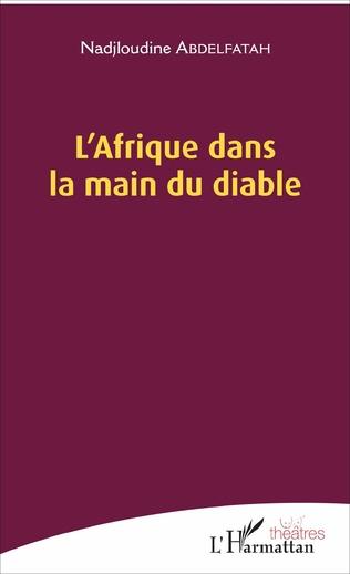 Couverture L'Afrique dans la main du diable