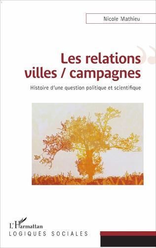 Couverture Les relations villes / campagnes