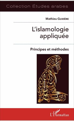Couverture L'islamologie appliquée