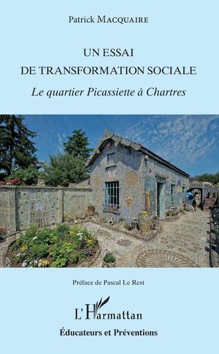 Couverture Un essai de transformation sociale