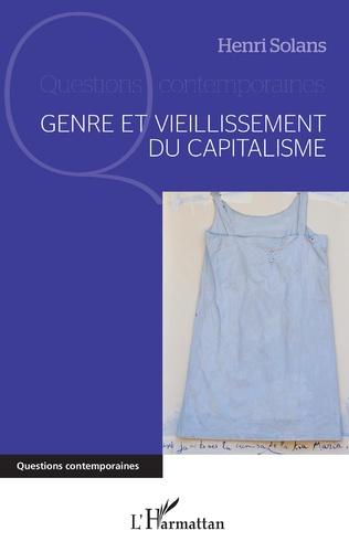Couverture Genre et vieillissement du capitalisme
