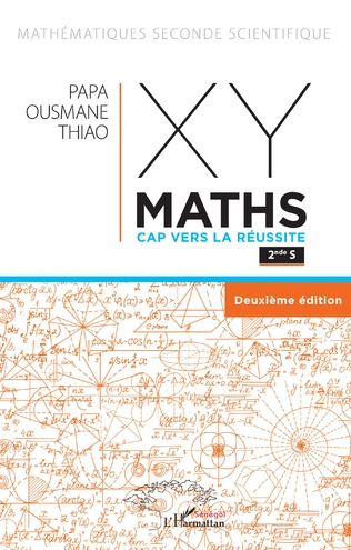 Couverture XY Maths cap vers la réussite 2nd S