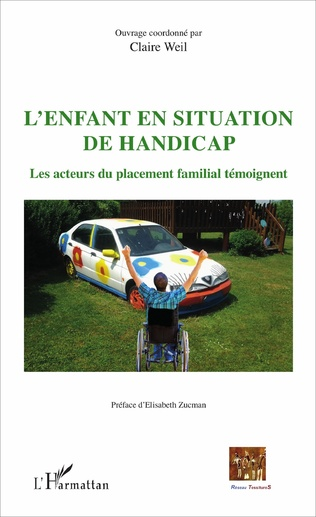 Couverture L'enfant en situation de handicap