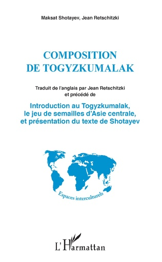 Couverture Composition de Togyzkumalak